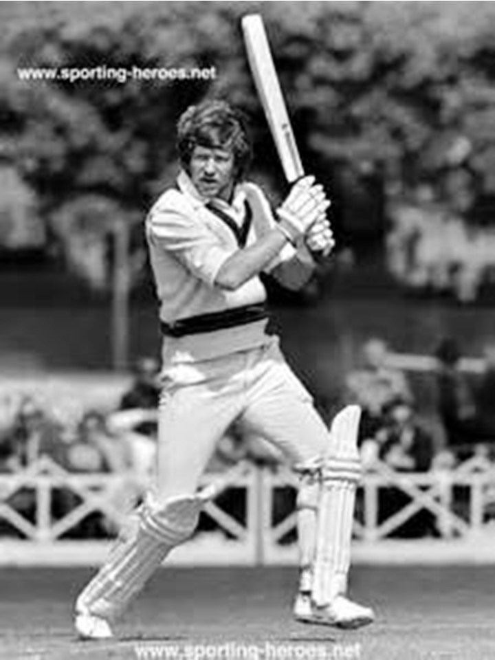 GARY COSIER AUSTRALIAN TEST CRICKETERS Pinterest Cricket