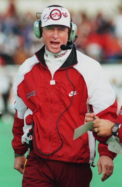 Gary Gibbs The Successor Gary Gibbs OU Sports tulsaworldcom