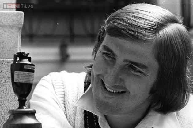 Gary Gilmour (Cricketer) in the past