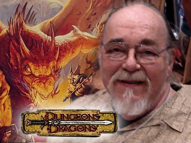 Gary Gygax Dungeons amp Dragons creator dies aged 69 Den of Geek