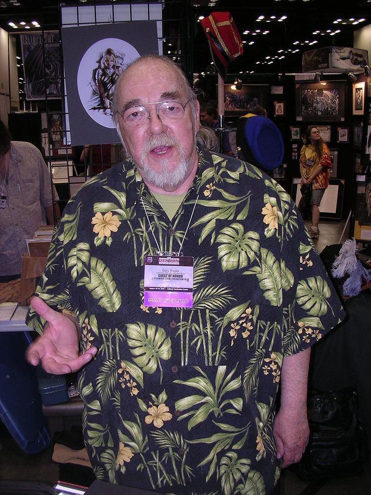 Gary Gygax Gary Gygax Wikipedia