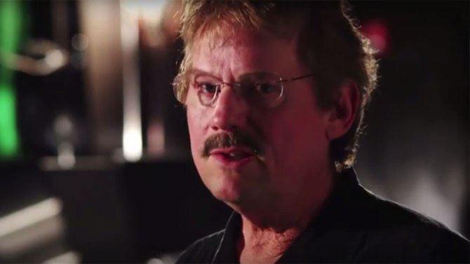 Gary Hutzel Gary Hutzel Dead 39Star Trek Deep Space Nine39 VFX Supervisor Dies
