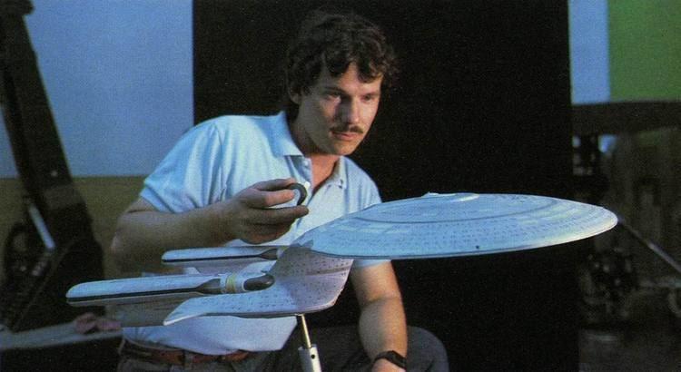 Gary Hutzel Star Trek39 amp 39Battlestar Galactica39 VFX Artist Gary Hutzel Dies At
