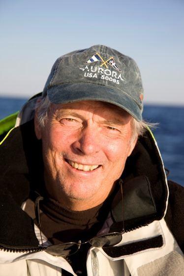 Gary Jobson Gary Jobson Supports SBJSA and RIT Sailing Shoreline