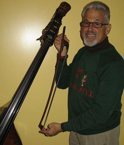 Gary Karr Double bass Legend Gary Karr amp Renata Gonski snake wood