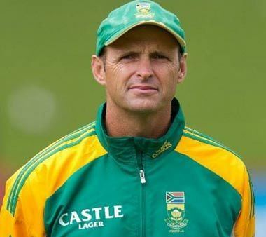Gary Kirsten (Cricketer) in the past