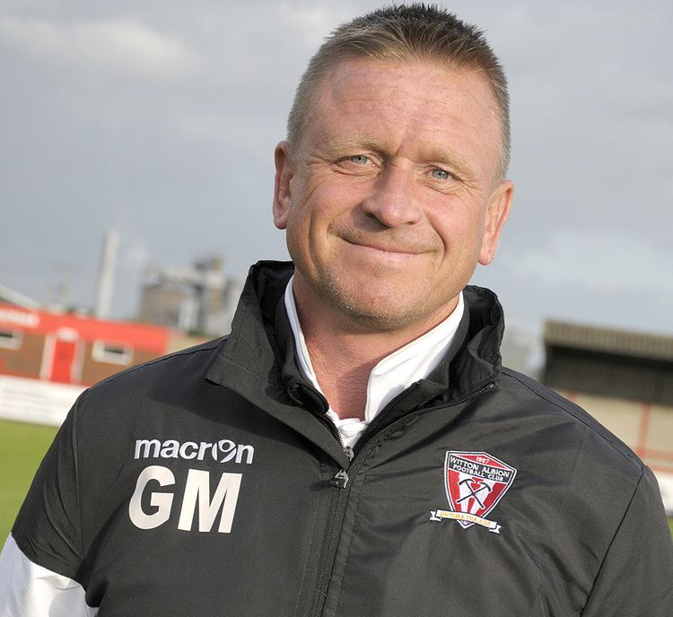 Gary Martindale Witton Albions assistant manager Gary Martindale says improved home
