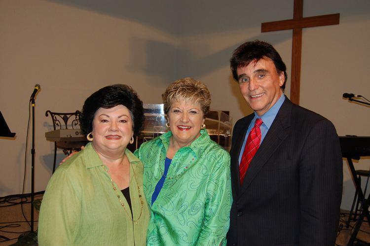 Gary McSpadden Gloria Elliott Ministries