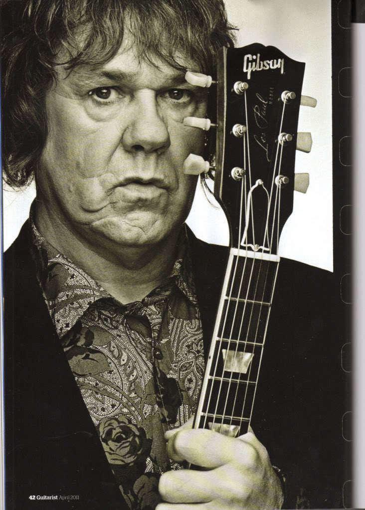 Gary Moore Gary Moore Guitarristas Pinterest