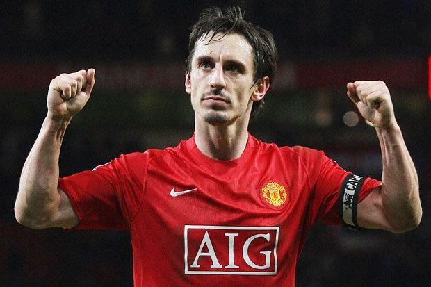 Gary Neville Unacceptable Gary Neville BLASTS Man Utd after Liverpool