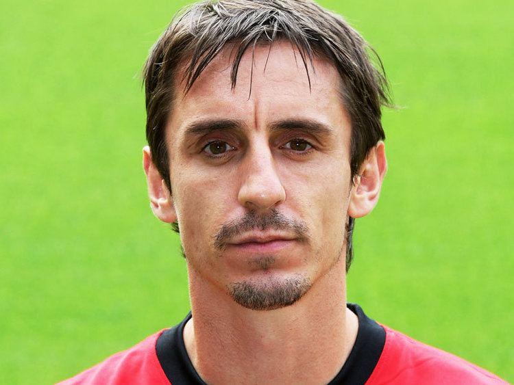 Gary Neville Gary Neville Player Profile Sky Sports Football