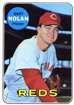 Gary Nolan (baseball) Gary Nolan SABR