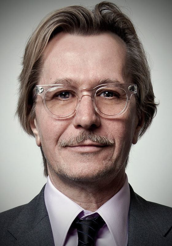 Gary Oldman Gary Oldman on His Role in 39Tinker Tailor Soldier Spy
