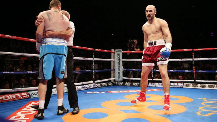 Gary O'Sullivan Boxing News boxing news results rankings schedules since 1909