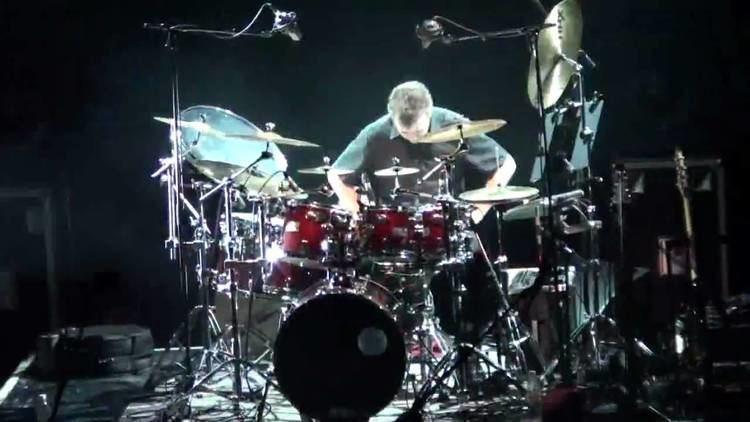 Gary O'Toole The Angel Of Mons Steve Hackett Live at Shepherds Bush Gary O