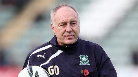 Gary Owers BBC Sport Gary Owers named Gateshead assistant