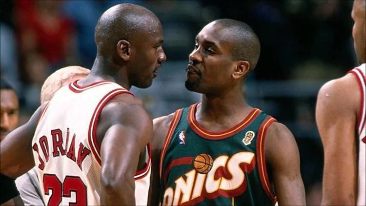 Gary Payton HoopsCritic Hot 50 41 Gary Payton Hoops Critic