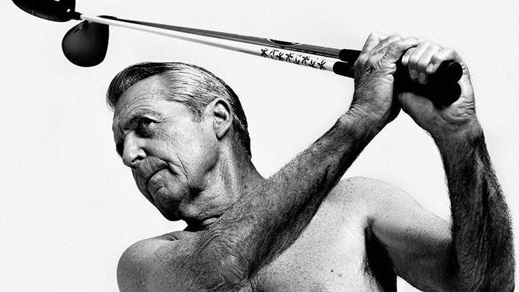 Gary Player Golf legend Gary Player naked in 2013 Body Issue ESPN The Magazine