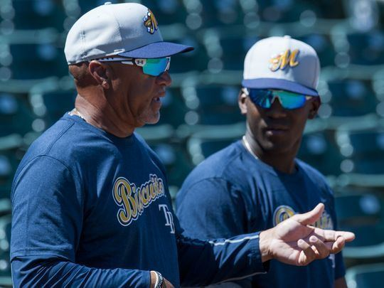 Gary Redus Gary Redus returns to coaching in home state with Biscuits