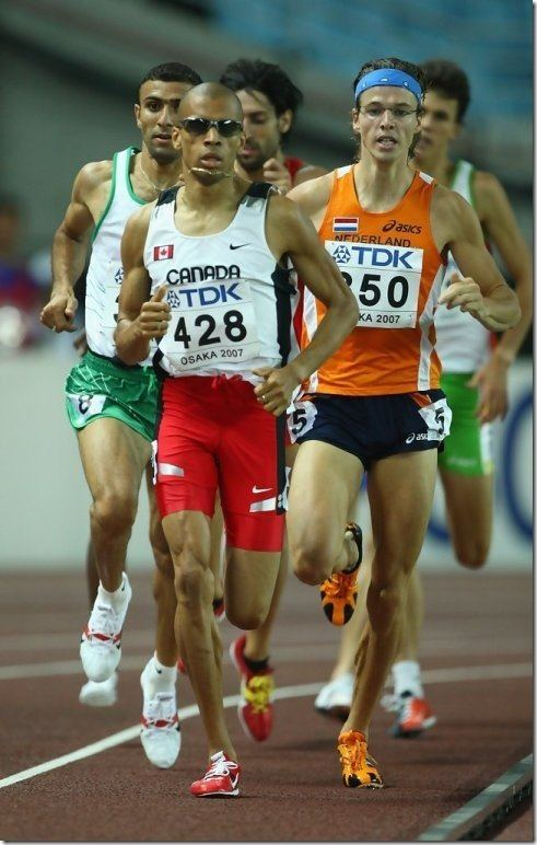 Gary Reed (athlete) Interview with Gary Reed Canada39s 800m Record Holder