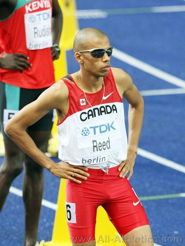 Gary Reed (athlete) Profile of Gary REED AllAthleticscom