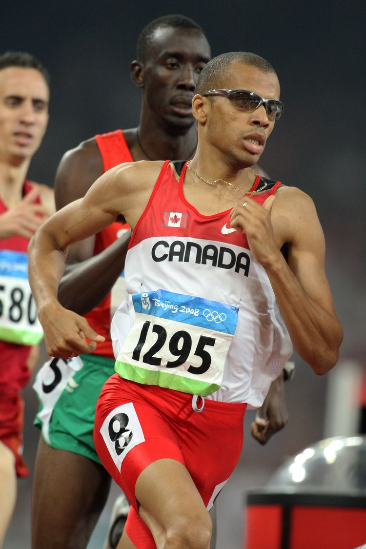 Gary Reed (athlete) 800metre star Gary Reed announces retirement BC