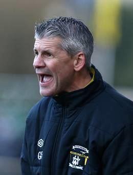 Gary Smyth (loyalist) Ghosts of Irish Cup failure in past still haunt Gary Smyth