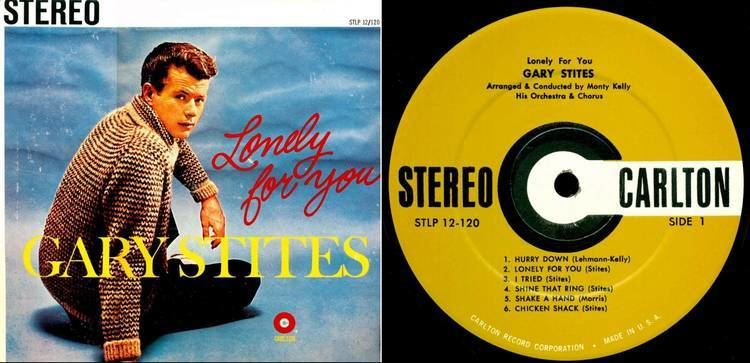 Gary Stites Gary Stites Lonely For You Stereo YouTube