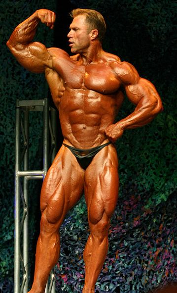 Gary Strydom Gary Strydom Evolution of Bodybuilding