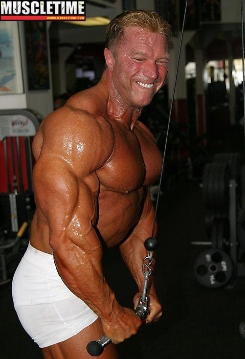 Gary Strydom Gary Strydom Bodybuilders with toupees Pinterest Bodybuilder
