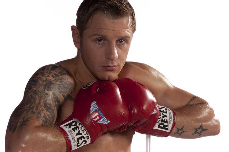 Gary Sykes Boxing Champion Gary Sykes Simon Marshall Photography
