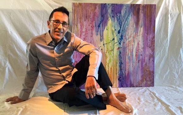 Gary Visconti Art of the Olympians Gary Visconti