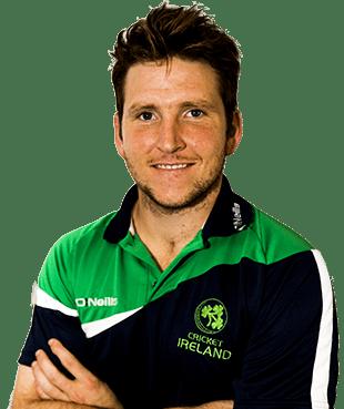 Gary Wilson (cricketer) Gary Wilson Cricket Ireland