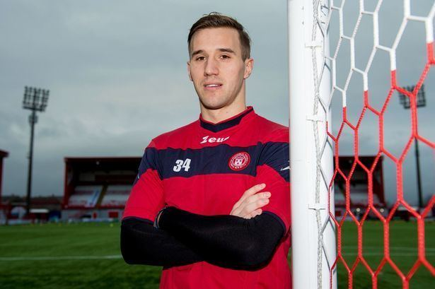Gary Woods (footballer) Gary Woods Hamilton Accies need to start another miniseason after