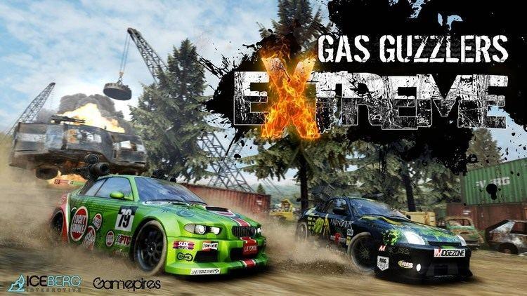 Gas Guzzlers Extreme Gas Guzzlers Extreme GAMEPLAY PC YouTube