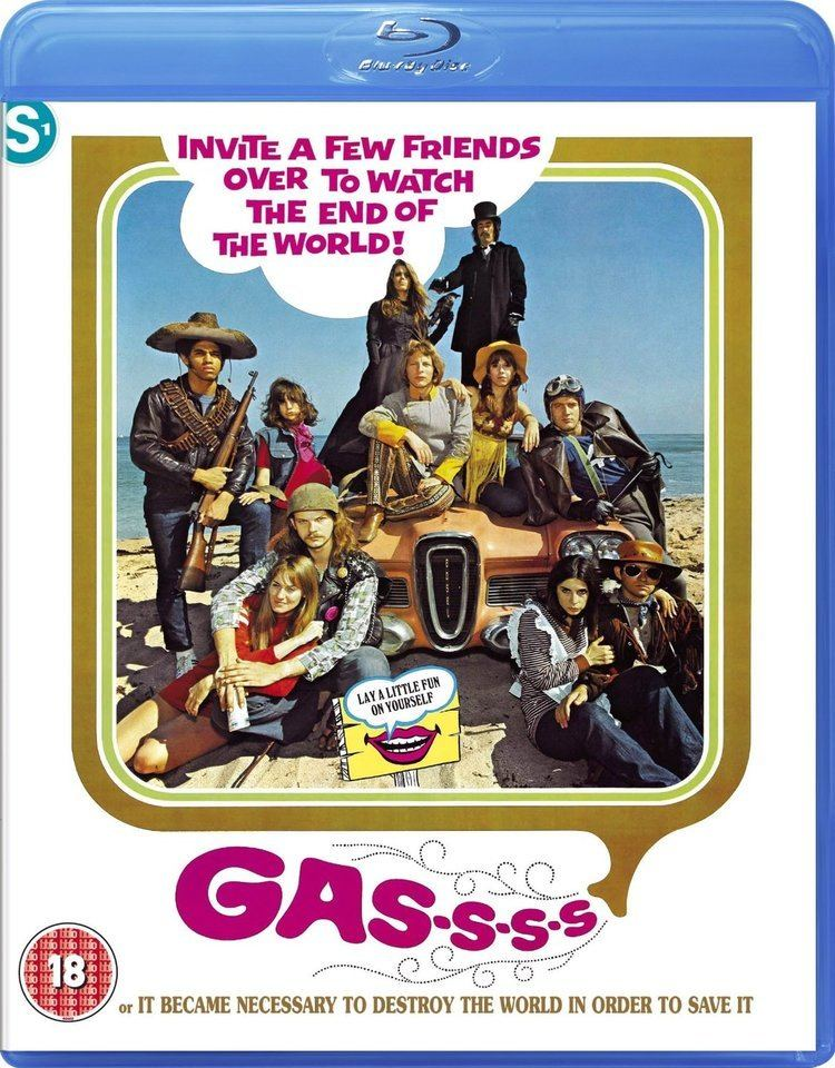 Gas-s-s-s Gassss Bluray Signal One Entertainment