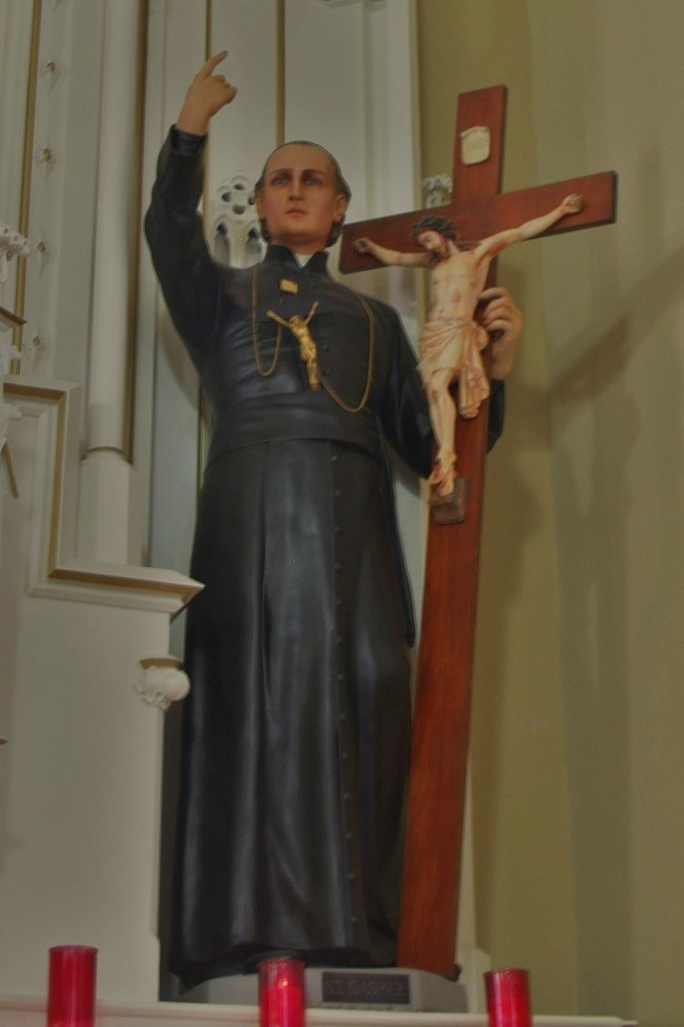 Gaspar del Bufalo FileSaint Mary Catholic Church Philothea Ohio