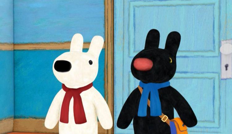 Gaspard and Lisa (TV series) Media Darlings TV Shows We Love Gaspard and Lisa on Disney Junior