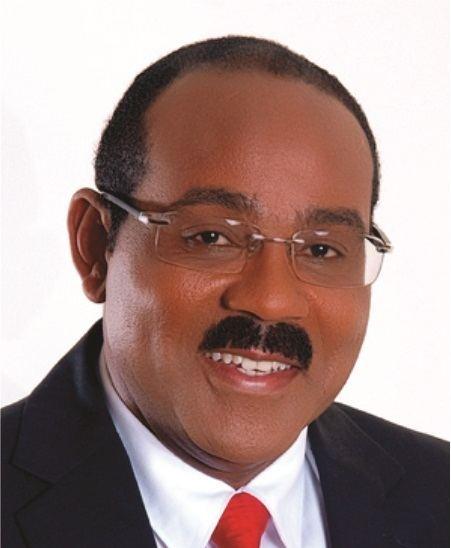 Gaston Browne Antigua and Barbuda Election 2014 Candidates Gaston Browne