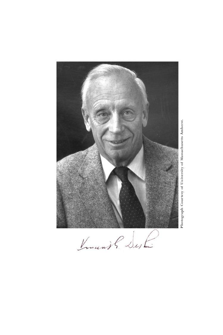 Gaston Dethier VINCENT GASTON DETHIER Biographical Memoirs V89 The National