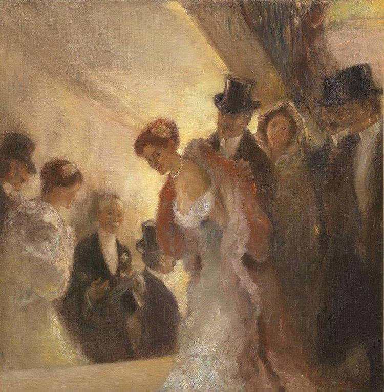 Image result for gaston la touche paintings