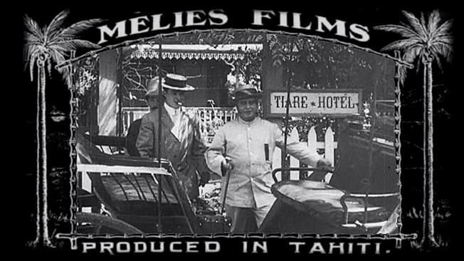 Gaston Méliès Itinraires Le Voyage cinmatographique de Gaston Mlis Tahiti