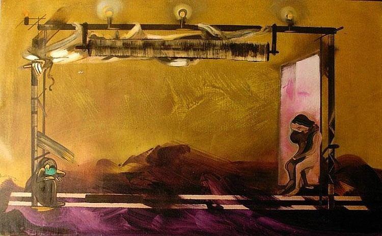 Gaston Orellana Gastn Orellana Works on Sale at Auction amp Biography