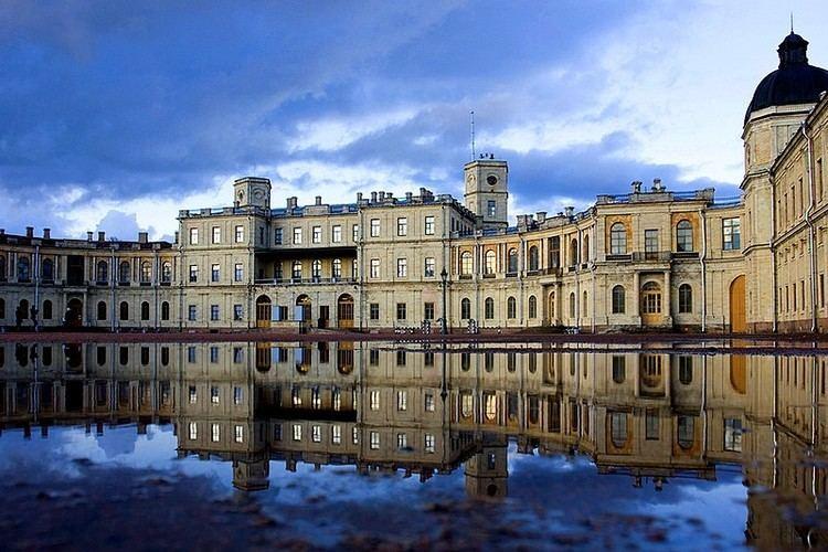 Gatchina Palace Grand Palace Gatchina St Petersburg