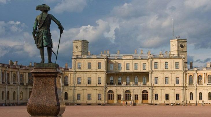 Gatchina Palace Gatchina Palace amp Park Outside the City Museums St Petersburg