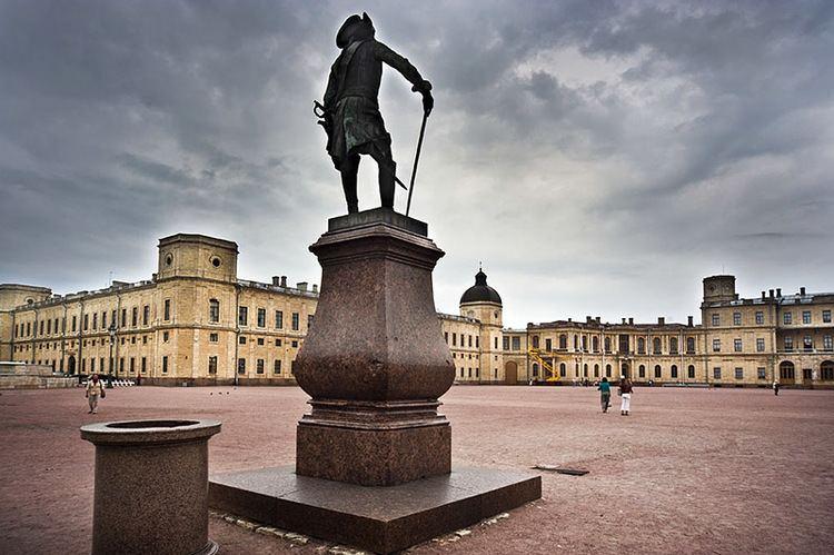 Gatchina Palace Gatchina Palace and Park St Petersburg Russia