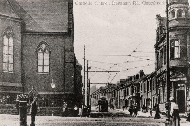 Gateshead in the past, History of Gateshead