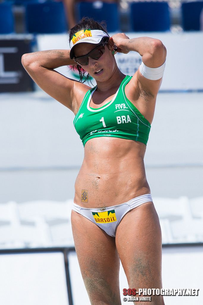 Ágatha Bednarczuk Agatha Bednarczuk FIVB Long Beach Grand Slam Main Draw P Flickr