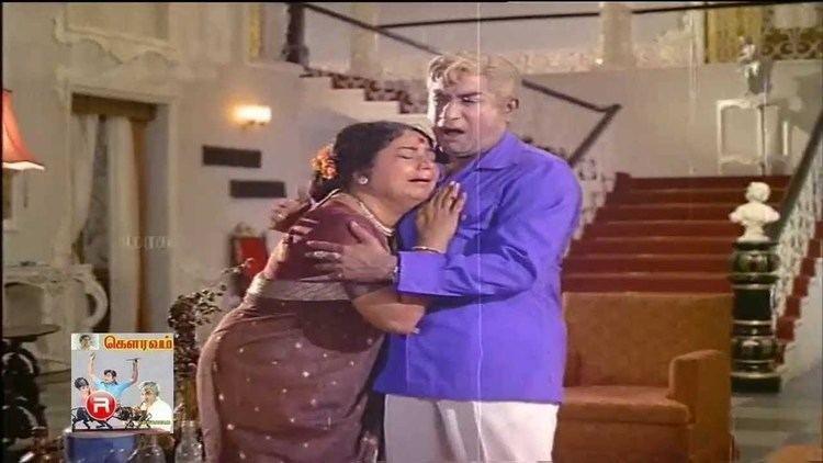 Gauravam (1973 film) Sivaji Gauravam scene YouTube