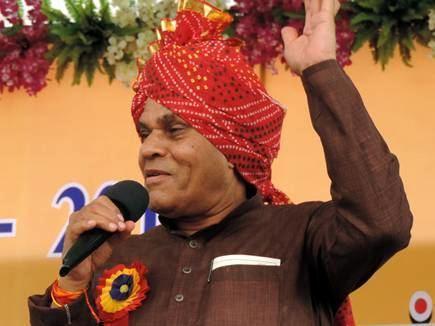 Gauri Shankar Chaturbhuj Bisen Minister Gauri Shankar Bisen said produce children in quality not